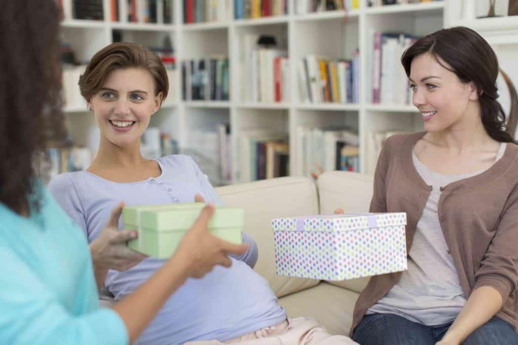 Baby Shower Geschenkideen